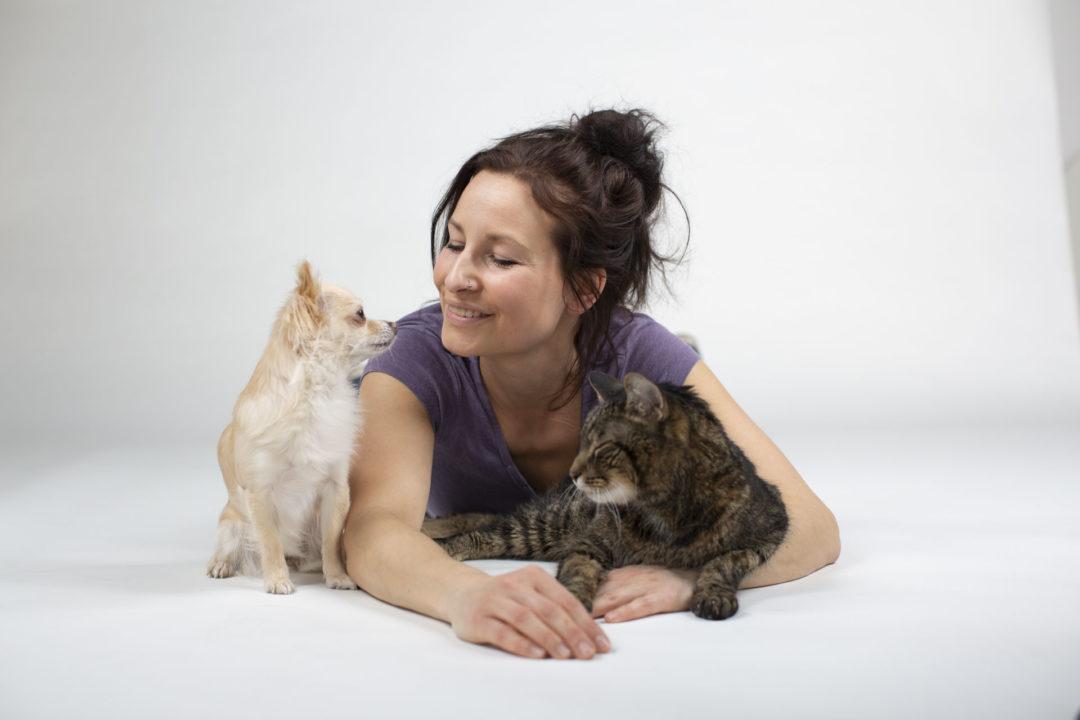 Vanessa Reif, Tierliebe & Trauer